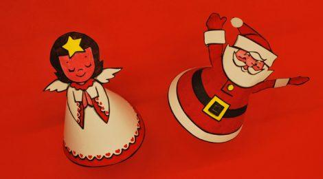 Angeli e Babbi Natale
