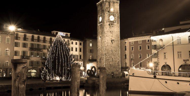 è Natale a Riva del Garda